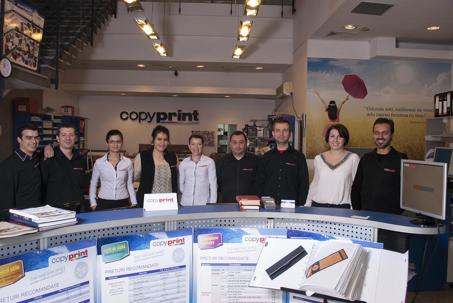 Echipa CopyPrint