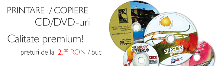 printare cd / dvd