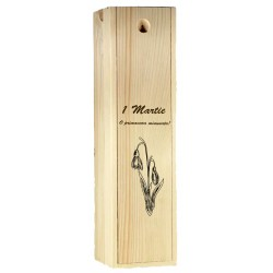 Cutie lemn gravata