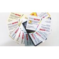 Carti de vizita imprimate UV - Carton